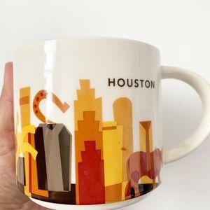 Starbucks Coffee You Are Here Series Houston